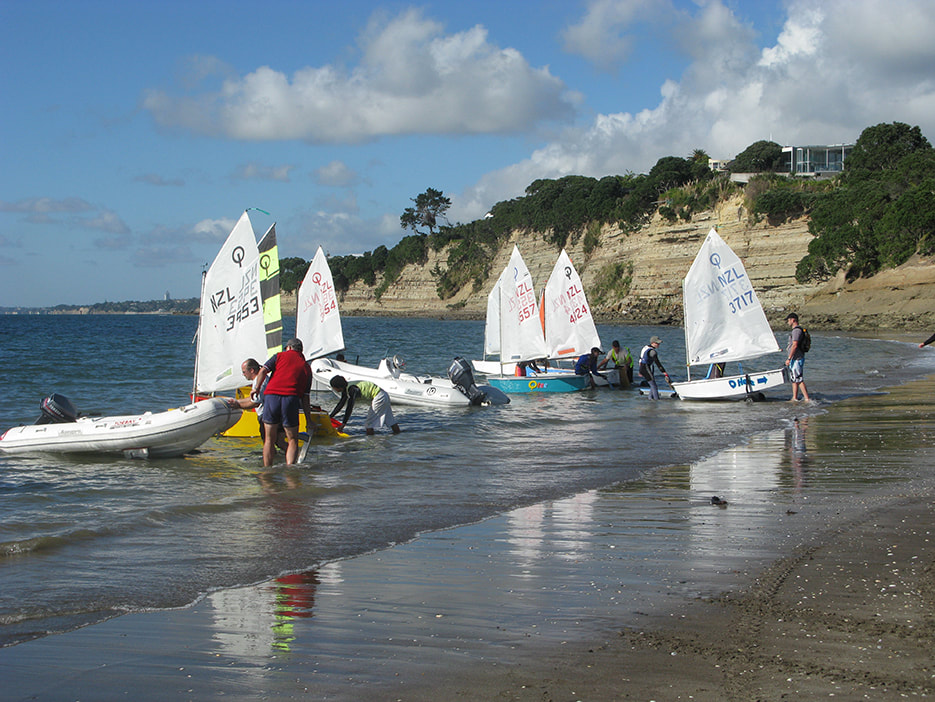 Childrens Learn to Sail